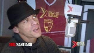 X96.3 Joel Santiago Entrevista con Vico C