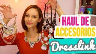 Mega Haul de Collares y Accesorios de Dresslink ♥ | ¡Compras súper baratas! ♥ | Catwalk
