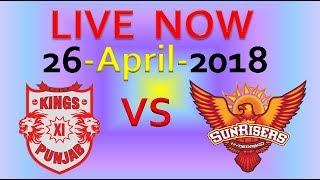 Kings XI Punjab vs Sunrisers Hyderabad ipl 2018,24-April-2018, KXIP VS SRH FULL highlight match 2018