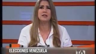 Cristina Reyes, asambleísta PSC - MG, habla sobre el