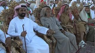 سلطان بن زايد يحضر العرس الجماعي لقبيلة المناصير..