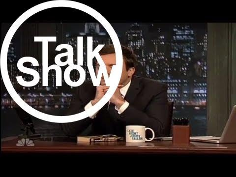 [Talk Shows]Do Not Read with Jimmy Fallon - Identifying Wood