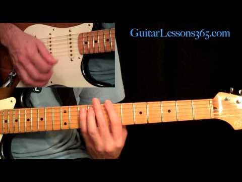 Xxx Mp4 Still Got The Blues Guitar Lesson Pt 2 Gary Moore Verse Chorus Bridge 3gp Sex