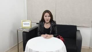 Ni Ni Khin Zaw   Star in MODA   MODA Fashion Magazine   MODA Myanmar