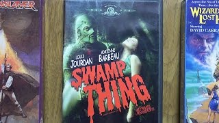 Swamp Thing (1982) Monster Madness X movie review #9