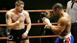 قتال # بويكا # ضد # مايكل جاي وايت # في فيلم ( undisputed 2 )