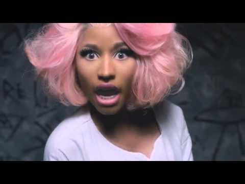 B.o.B feat. Nicki Minaj - Out of My Mind (Official Music Video HD)