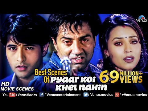 Xxx Mp4 Best Scenes Of Pyaar Koi Khel Nahin Sunny Deol Movies Best Bollywood Action Scenes 3gp Sex