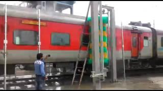 Inventa Automatic Train Washing System