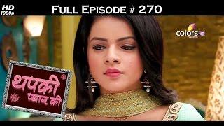 Thapki Pyar Ki - 1st April 2016 - थपकी प्यार की - Full Episode (HD)