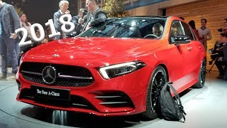 Mercedes A Class 2018 - The Most High Tech Mercedes yet!