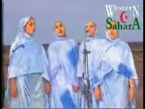 SAHARA OCCIDENTAL Hayouh sahel musica saharaui