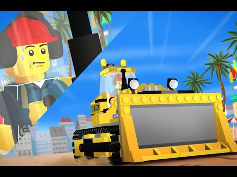 Demolition Experts: Knock Down to Build Up  - LEGO CITY - Mini Movie