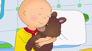 Funny Animated cartoons Kids | Caillou and Teddy | WATCH CARTOONS ONLINE | Cartoon for Children