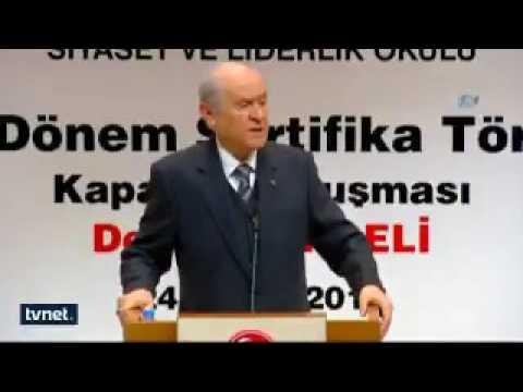 Devlet Bahçeli'den Kılıçdaroğlu'na: