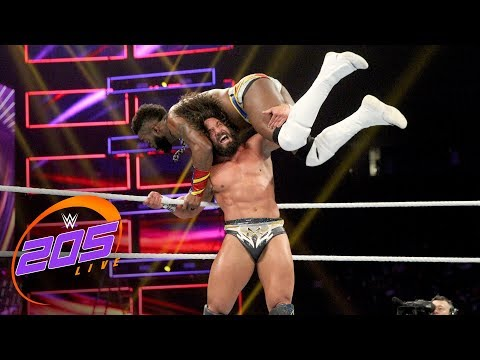 Xxx Mp4 Cedric Alexander Vs Tony Nese WWE 205 Live Dec 12 2018 3gp Sex