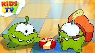 The Renaissance | Om Nom Episode 13 | Funny Cartoons For Babies | Kids Tv