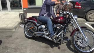 Harley Davidson SVO Breakout