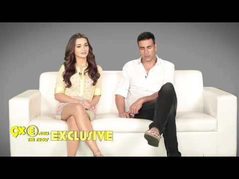 Xxx Mp4 EXCLUSIVE Interview With Akshay Kumar And Amy Jackson Singh Is Bliing SpotboyE 3gp Sex
