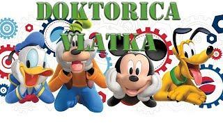 Priče za djecu - Klub Mikija Mausa : Doktorica Vlatka