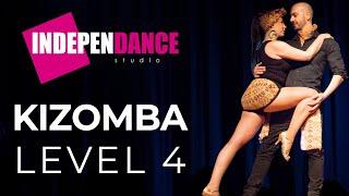 KIZOMBA Level 4 - Stars On Stage 2018 by IndepenDance Studio Larissa