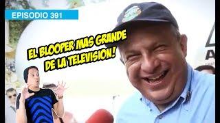 El Blooper mas raro de la Television!