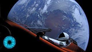 Elon Musk: Wohin fliegt Starman? - Clixoom Science & Fiction