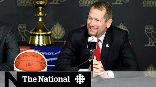 Nick Nurse to coach Canada's men's basketball team