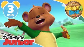 Goldie & Bear | Pitch Perfect - Sneak Peek | Disney Junior UK