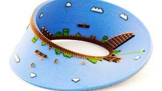 Mario Möbius Strip! -- Game LÜT