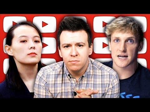 Xxx Mp4 Why Youtube S New Logan Paul Inspired Punishments Matter North Korea S Propaganda Machine And More 3gp Sex