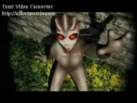 Ocultacion extraterrestre parte 4