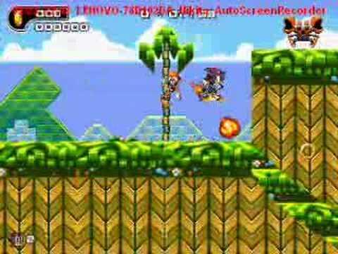 Ultimate flash Sonic Glitches