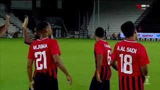 كأس الشيخ جاسم: 2018 - ركلات الترجيح : الريان 5 - 3 الدحيل