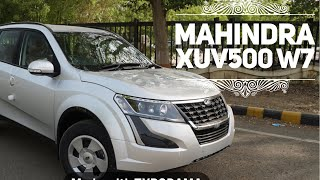 XUV 500 W7   EVERYTHING YOU NEED TO KNOW   Base Variant   Auto Encyclo