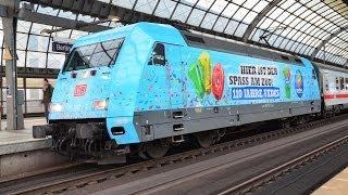 Babyblau und ziemlich verspielt - Vedes-101 in Berlin-Spandau...