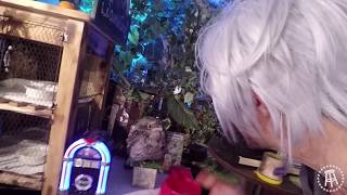 JAPANESE OWL CAFE | Whoa! That