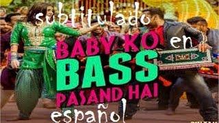 Baby Ko Bass Pasand Hai -