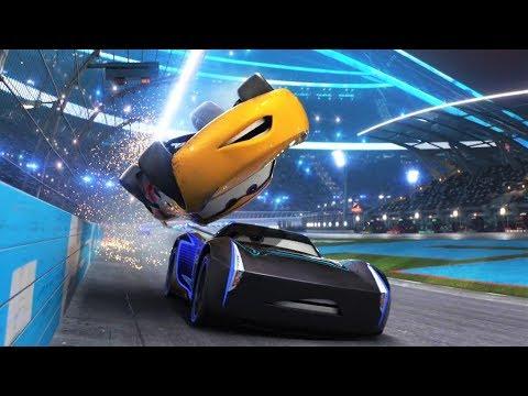 Xxx Mp4 Cars 3 Lightning McQueen And Cruz FINAL RACE Florida 500 2017 HD 3gp Sex