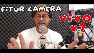 Kamera Vivo V7
