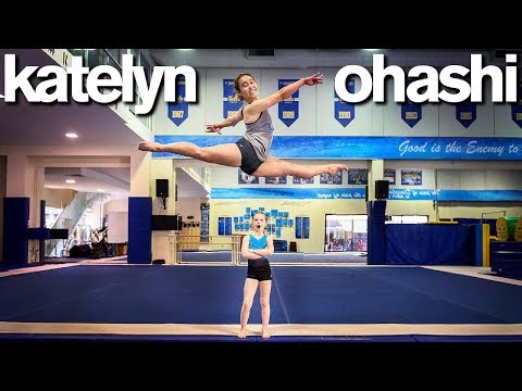 Body Shamed Perfect 10 Gymnast Teaches My Daughter ft. Katelyn Ohashi Emotional