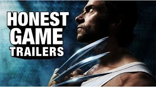 X-MEN ORIGINS: WOLVERINE (Honest Game Trailers)