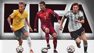 ফিফার নতুন র্যাংকিং এ নেইমারের ব্রাজিল, মেসির আর্জেন্টিনা ও রোনালদোর পর্তুগাল থেকে সেরা | FIFA Rank