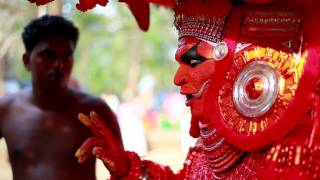 Theyyam - the forgotten art (music- Signature Video Kerala Tourism)