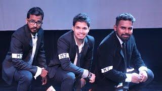 ZSMU ROCKSTARZZZ Performance In Hindustani 2017 concert