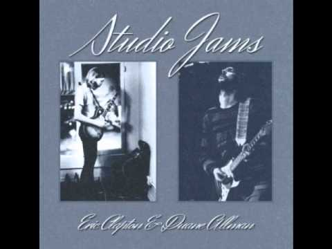 Duane Allman & Eric Clapton 1970 Studio Jams 1 thu 6