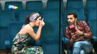 حديث بين سهيله ومحمد عباس بعد مشكلة 2015