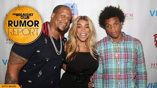 Wendy Williams Son Arrested For Assault After Punching Father Kevin Hunter