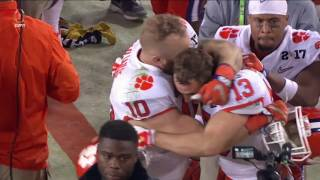 Watson hits Renfrow for game-winning TD in title game
