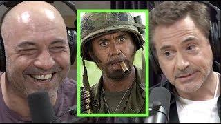 Could You Make Tropic Thunder Today? w/Robert Downey Jr.   Joe Rogan